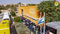 60 mahasiswa Indonesia di Israel disuntik vaksin Covid-19