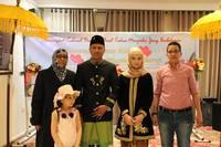 Pemuda Indonesia nikahi gadis Suriah