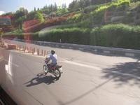 Motor Tua di Teheran