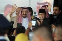 Raja Salman kunjungi DPR